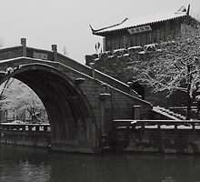 Fengqiao Gate by Mark Bolton