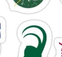 Marvel Sticker Set #1 Sticker