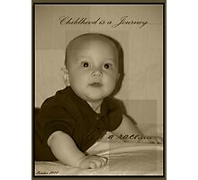 Landon Robert Matthew Bell Photographic Print