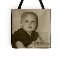 Landon Robert Matthew Bell Tote Bag