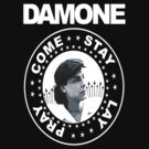 The Damone  by BUB THE ZOMBIE