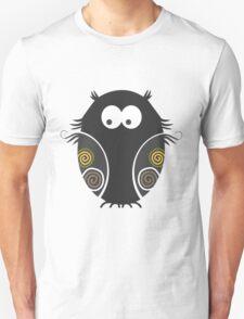 Spooky Halloween Owl Unisex T-Shirt