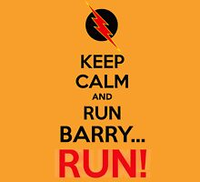 RUN BARRY RUN (The Reverse)! Unisex T-Shirt