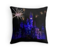 Disneyland Forever-Tangled  Throw Pillow