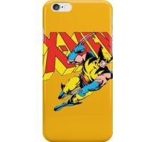 X-Men Wolverine Retro Comic iPhone Case/Skin