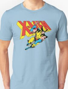 X-Men Wolverine Retro Comic T-Shirt
