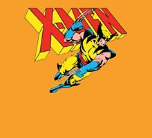 X-Men Wolverine Retro Comic Unisex T-Shirt