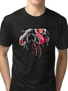 Five Nights at Freddy's 2 - Pixel art - Mangle (Ceiling) Tri-blend T-Shirt