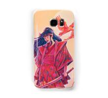 Samurai Samsung Galaxy Case/Skin