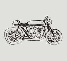 Cafe Racer by Rainer Steinke