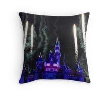 Disneyland Forever! Throw Pillow