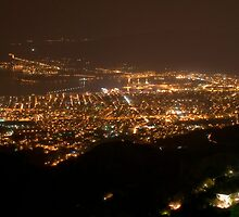 city of Volos by ebrembo