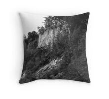 Fort Worden Hillside Throw Pillow