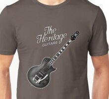 The Heritage Guitars Unisex T-Shirt