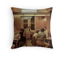 ADz's 21st Birthday Party 1981 Throw Pillow
