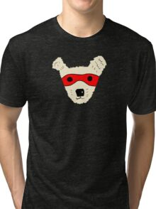 Superhero dog Tri-blend T-Shirt