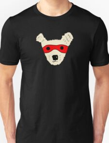 Superhero dog Unisex T-Shirt