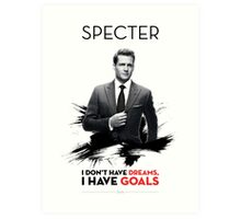Awesome Series - Specter Art Print