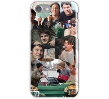 The Front Bottoms Collage  iPhone Case/Skin