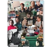 The Front Bottoms Collage  iPad Case/Skin