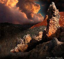 Crags by Inge Kraus