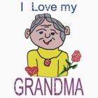 I Love My Grandma.. by supernan