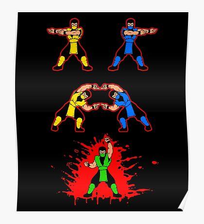 Mortal Fusion Poster