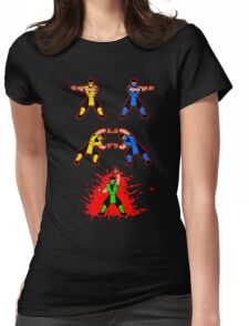 Mortal Fusion Womens Fitted T-Shirt