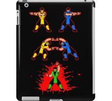 Mortal Fusion iPad Case/Skin