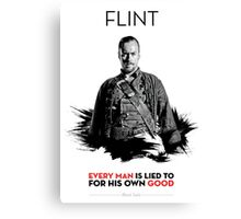 Awesome Series - Flint Canvas Print