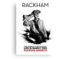 Awesome Series - Rackham Canvas Print