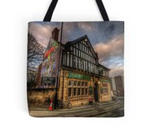Old Silk Mill Tote Bag