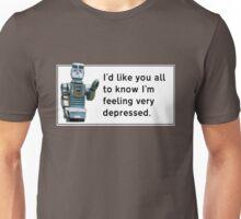 Marvin Says.... Unisex T-Shirt
