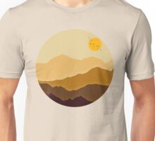 Sun on the Hills Unisex T-Shirt