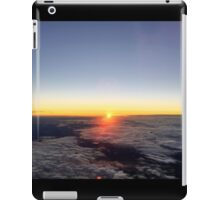 Morning clouds iPad Case/Skin