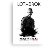 Awesome Series - Bjorn Lothbrok Canvas Print