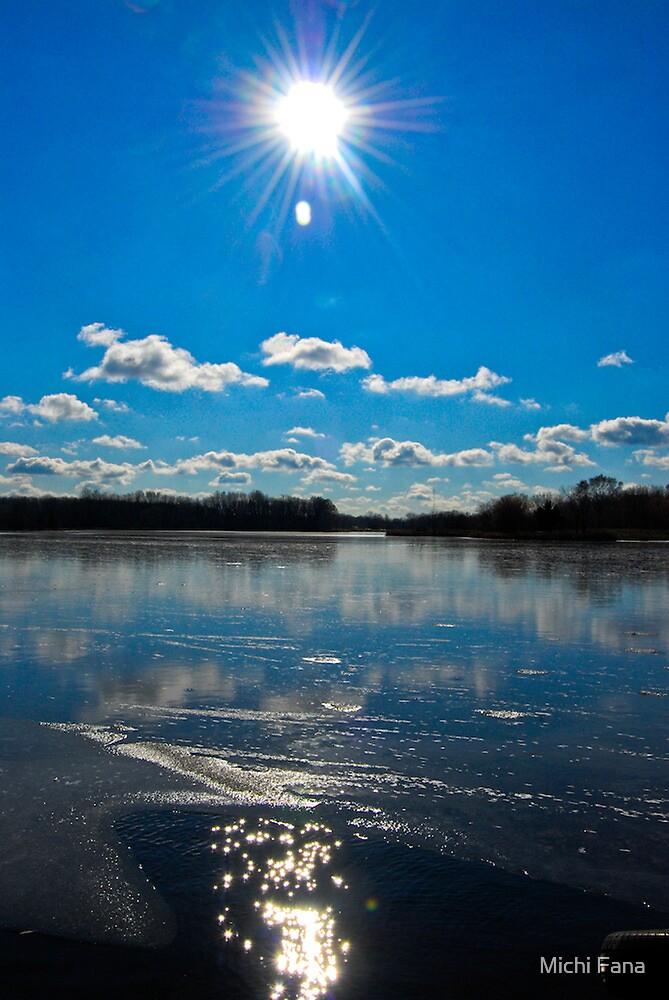 Beautiful day in Schaumburg, IL  by Michi Fana
