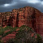 Bell Rock, Sedona Arizona by Michi Fana