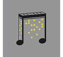 Music Center Photographic Print