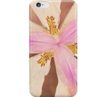 Up Close iPhone Case/Skin