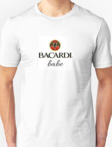 Bacardi Babe Unisex T-Shirt