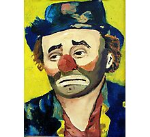 Emmett Kelly Photographic Print