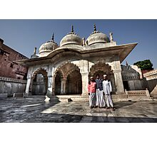 Moti Masjid Photographic Print