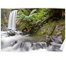 Hopetoun Falls, Otway Ranges, Victoria Poster