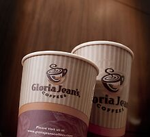 Gloria Jean's by CharKie