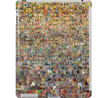 All Action Comics covers 1938-2011 iPad Case/Skin