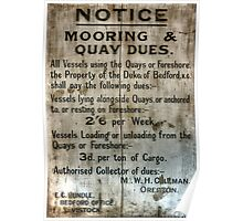Notice Poster