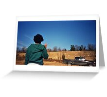 Interstate 64 Greeting Card