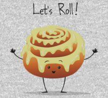 Let's Roll! Kids Tee