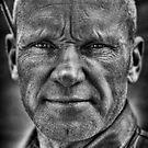 Honest Man by Reza G Hassani